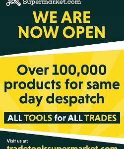TTS social advert-NOW OPEN