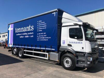 RhR new lorry Apr 21